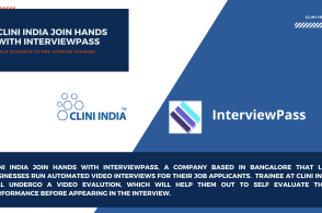 Clini India Join hands with InterviewPass for Pre-Recruitment Training