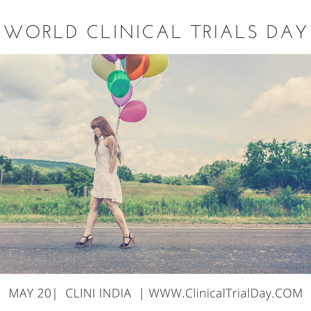 World clinical trial day